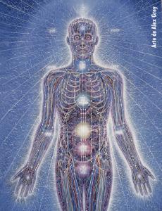 Energy Anatomy © Alex Grey